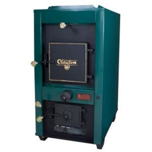 US Stove Clayton 3,600 sq. ft. Coal Only Warm Air Furnace