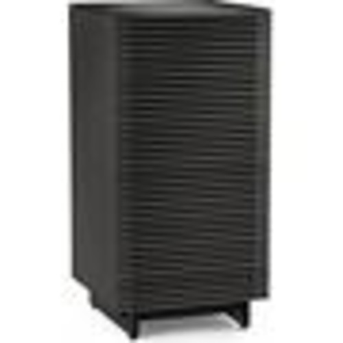 BDI Corridor 8172 (Charcoal Stained Ash) Audio tower