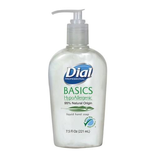 Dial Basics Liquid Hand Soap, 7.5 Oz