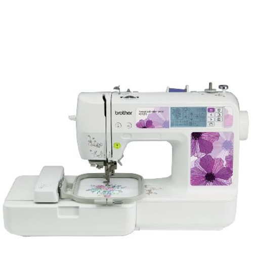 Brother PE525 Embroidery Machine with 70 Designs