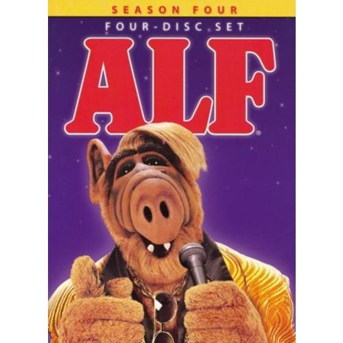 ALF: Season Four (4 Discs) (dvd_video)