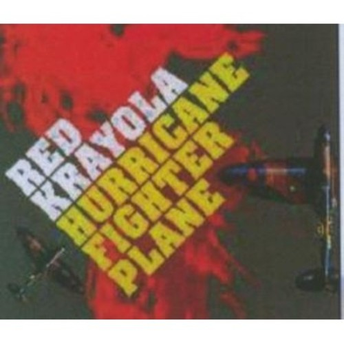 Hurricane Fighter Plane [CD]
