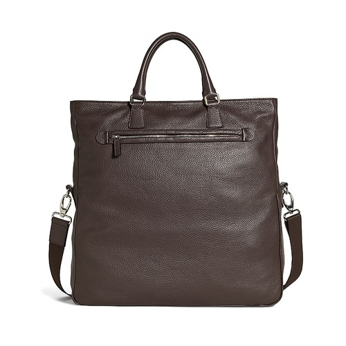 Pebble Leather Tote