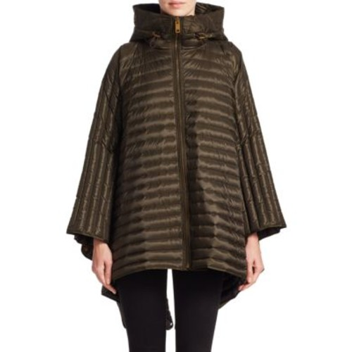 BURBERRY Chelmsgate Oversized Quilted Puffer Jacket