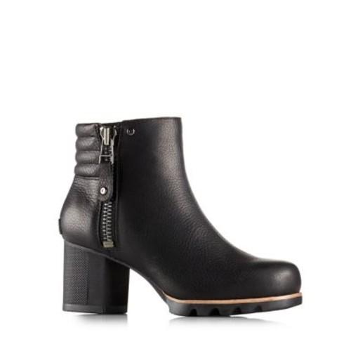Danica Leather Booties