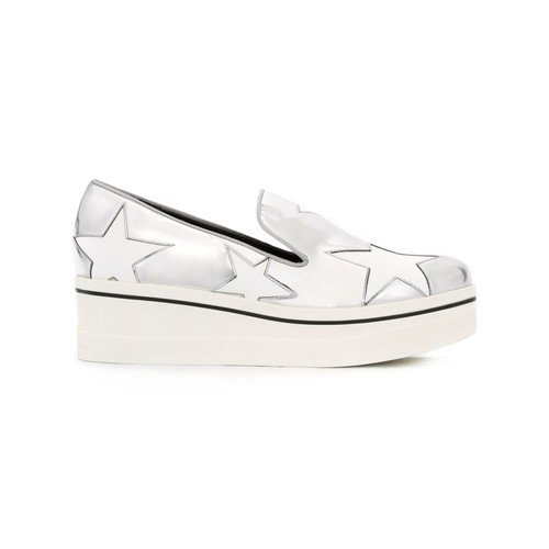 STELLA MCCARTNEY 'Star Binx' Slip-On Loafers