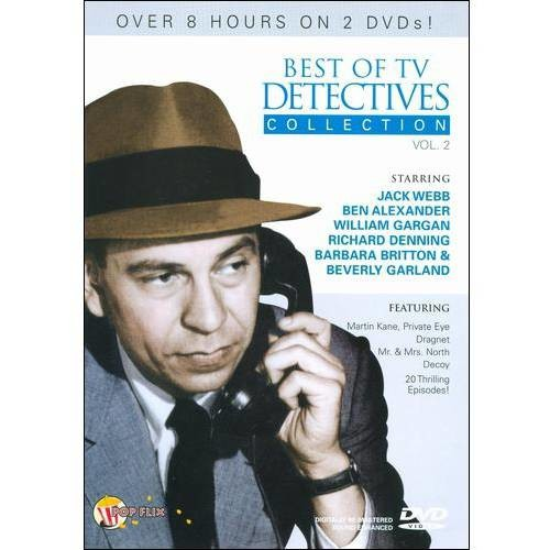 Best of TV Detectives Collection: Volume 2 ( (DVD))