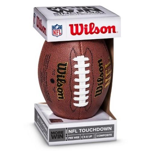 Wilson Touchdown PeeWee Football
