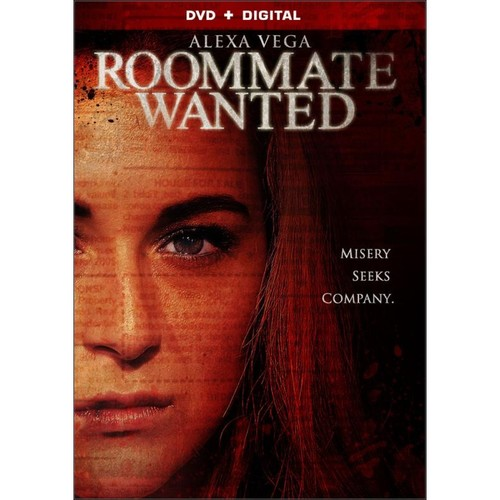 Roommate Wanted [DVD] [2015]