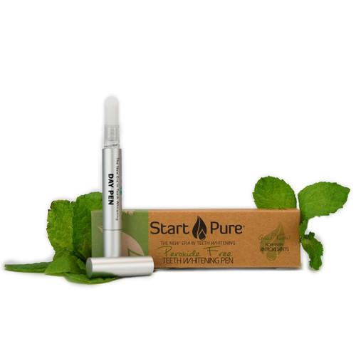 Start Pure Peroxide Free Teeth Whitening Gel Pen Spearmint