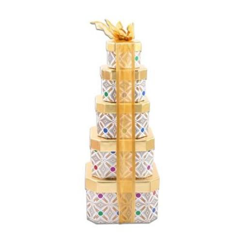 Alder Creek Gift Baskets Tower of Sweets