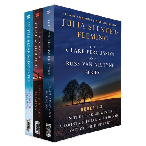 The Clare Fergusson and Russ Van Alstyne Series, Books 1-3: In the Bleak Midwinter; A Fountain Filled with Blood; Out of the Deep I Cry