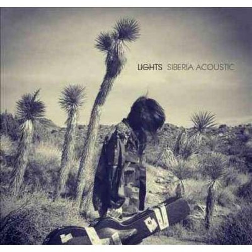 Lights - Siberia acoustic (CD)