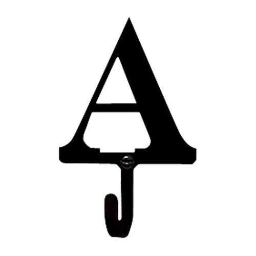 Letter A - Wall Hook Small