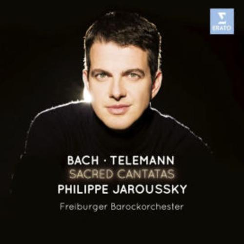 Bach, Telemann: Sacred Cantatas