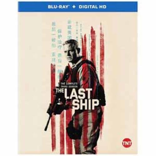 The Last Ship: The Complete Third Season [Blu-Ray] [Digital HD]