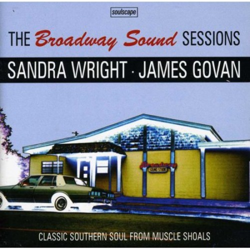 The Broadway Sound Sessions [CD]
