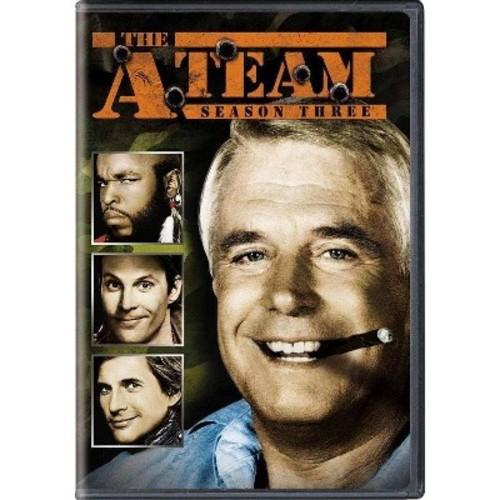 The A-Team: Season Three [6 Discs]
