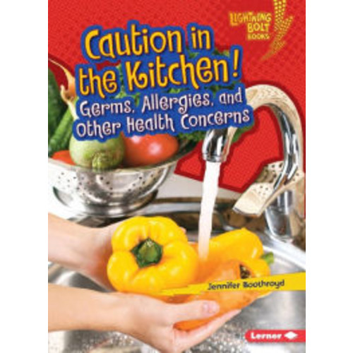 Caution in the Kitchen!