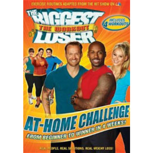 The Biggest Loser: The Workout - At-Home Challenge WSE DD2