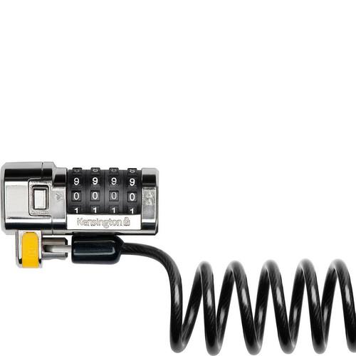 Kensington ClickSafe Portable Combination Laptop Security Cable