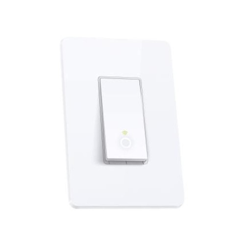 TP-LINK Smart Wi-Fi Light Switch - Light Control - Alexa Supported - HS200