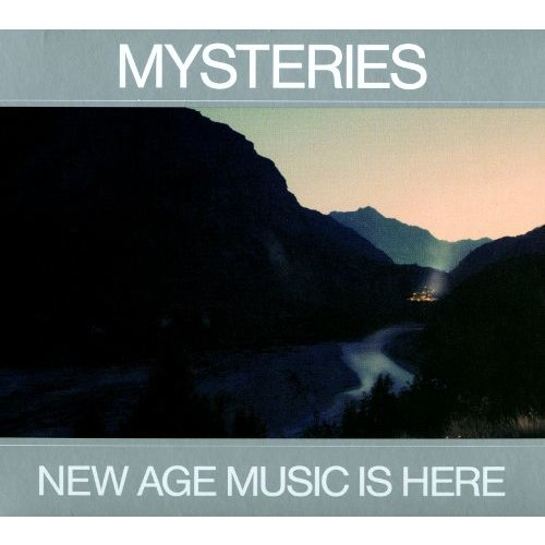 Age Music Is Here [CD]