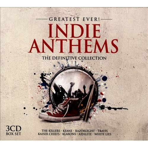 Greatest Ever! Indie Anthems [CD]