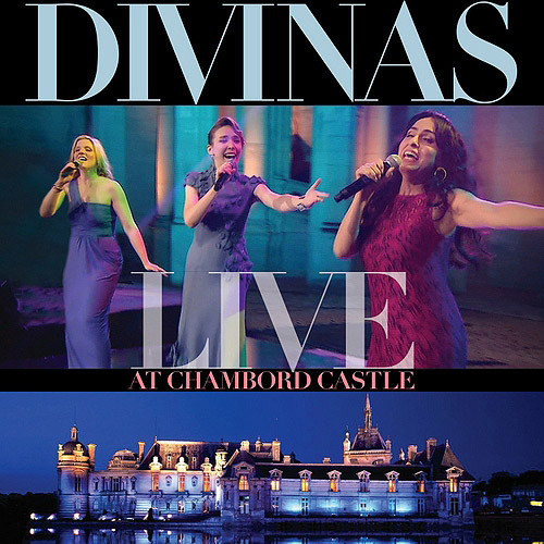 Divinas: Live At Chambord Castle [CD]