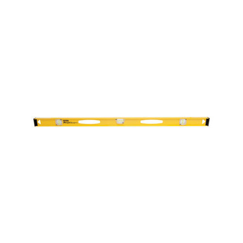 Stanley Aluminum I-Beam Level 48 in. L-Mfg# 42-480 - Sold As 2 Units