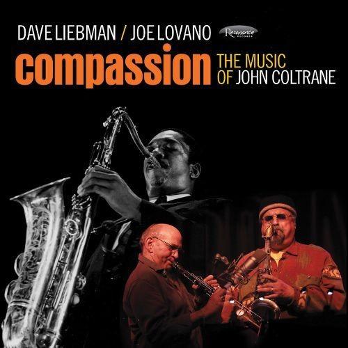 Compassion: The Music of John Coltrane [CD]