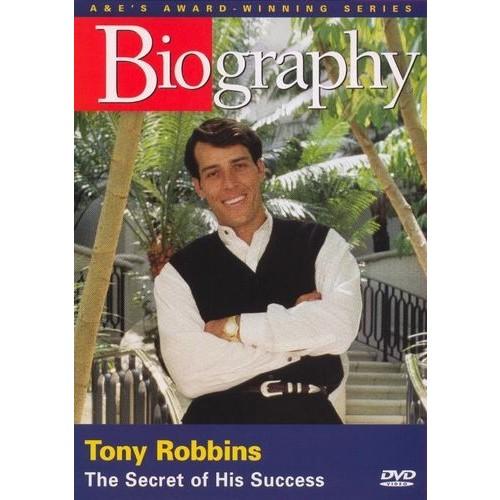 Biography: Tony Robbins [DVD] [2005]