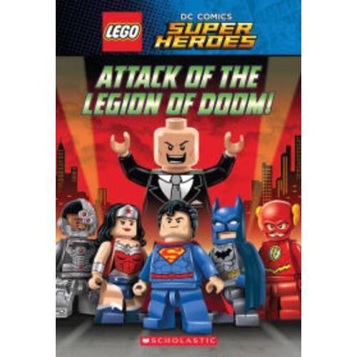 Attack of the Legion of Doom! (LEGO DC Comics Super Heroes Series)