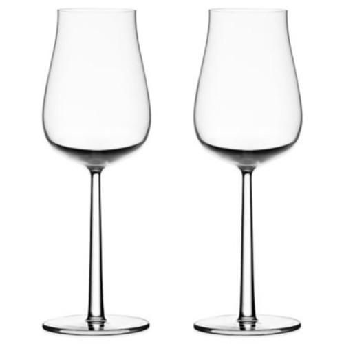 Iittala Essence White Wine Glasses (Set of 2)