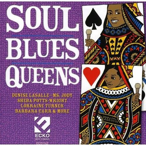 Soul Blues Queens [CD]