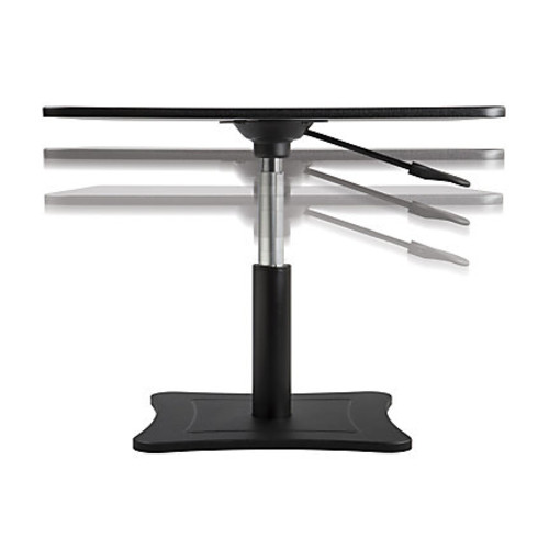 Victor High Rise Collection Height-Adjustable Wood Laptop Riser, 15 1/4