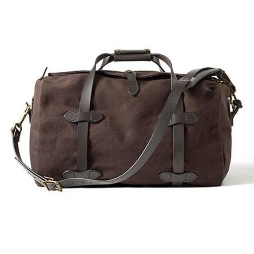 Filson Small Twill Duffle Bag, Brown 70220-BR