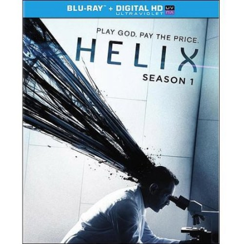 Helix: The Complete First Season (Blu-ray + Digital HD) (Anamorphic Widescreen)