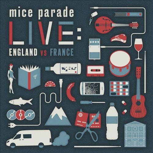 Live: England vs. France [CD]