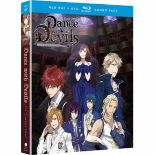 Dance With Devils: The Complete Series [Blu-Ray] [DVD]