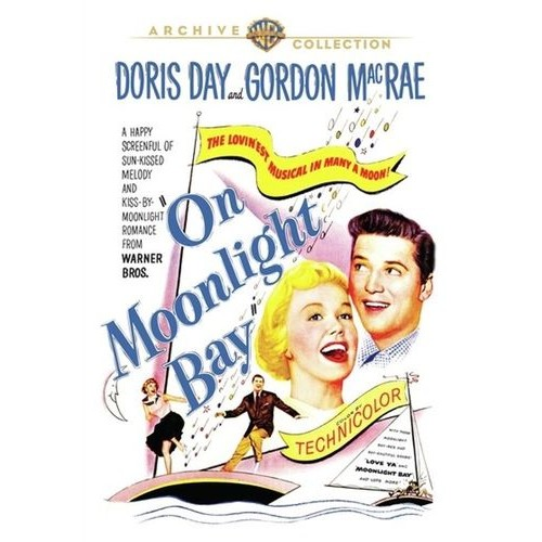 On Moonlight Bay [DVD] [1951]