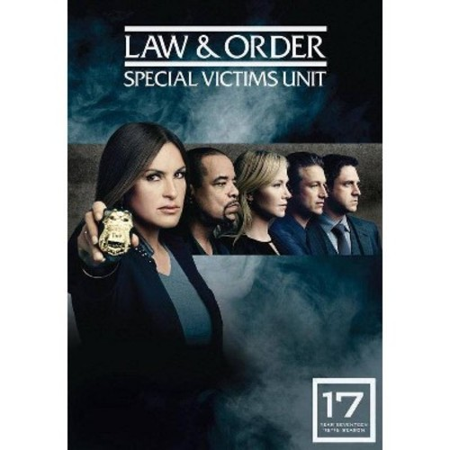 Law & Order:Special Victims Un Ssn 17 (DVD)