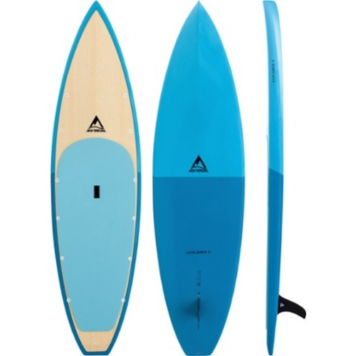 Adventure Paddleboarding Explorer 2 Stand Up Paddle Board - 11''