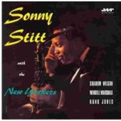 Sonny Stitt with the New Yorkers [LP] - VINYL
