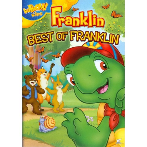 Franklin: The Best of Franklin [DVD]
