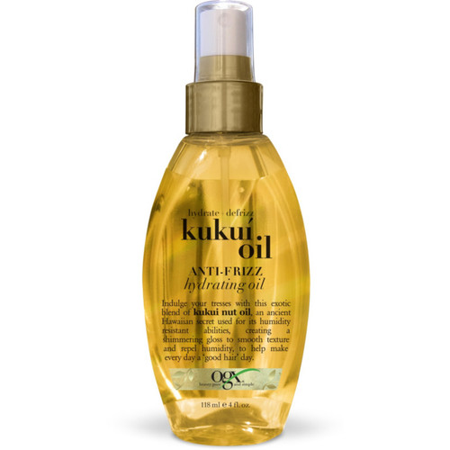 Hydrate + Defrizz Kuku Oil Anti-Frizz Hydrating Oil