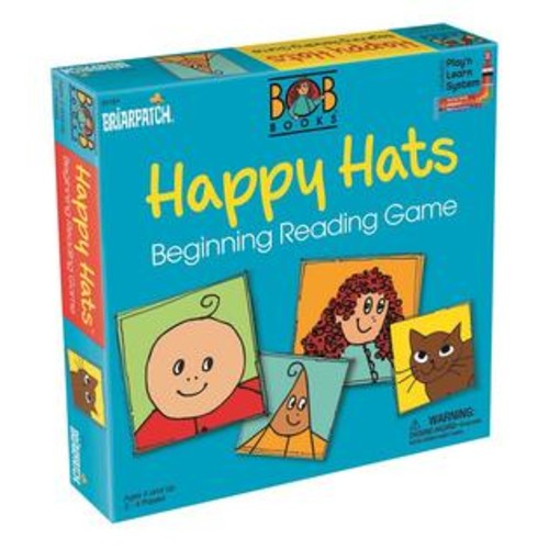 University Games BOB BOOKS HAPPY HATS