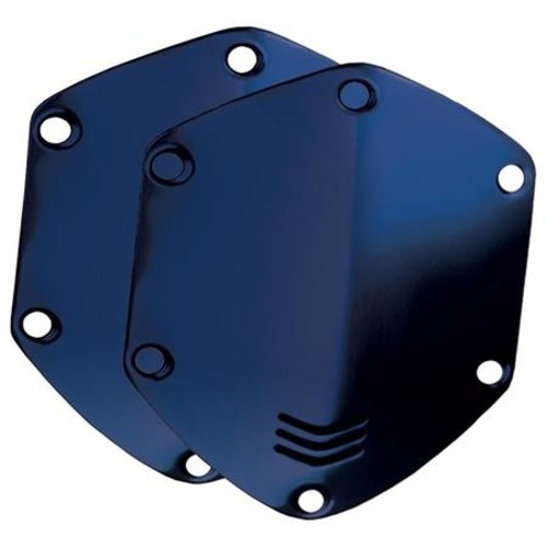 V-Moda Over-Ear Custom Metal Shield Kit for Crossfade Headphones, Midnight Blue