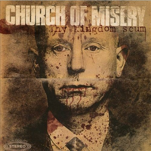 Thy Kingdom Scum [CD]