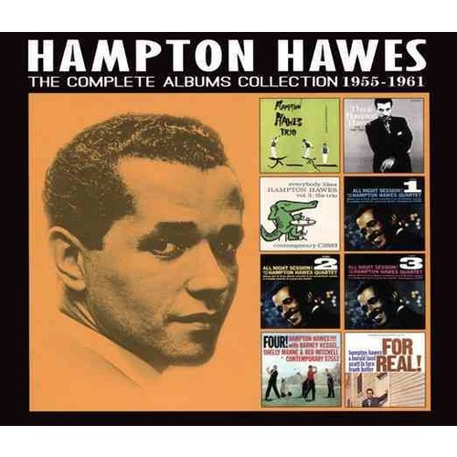 Hampton Hawes - Complete Albums Collection: 1955-1961